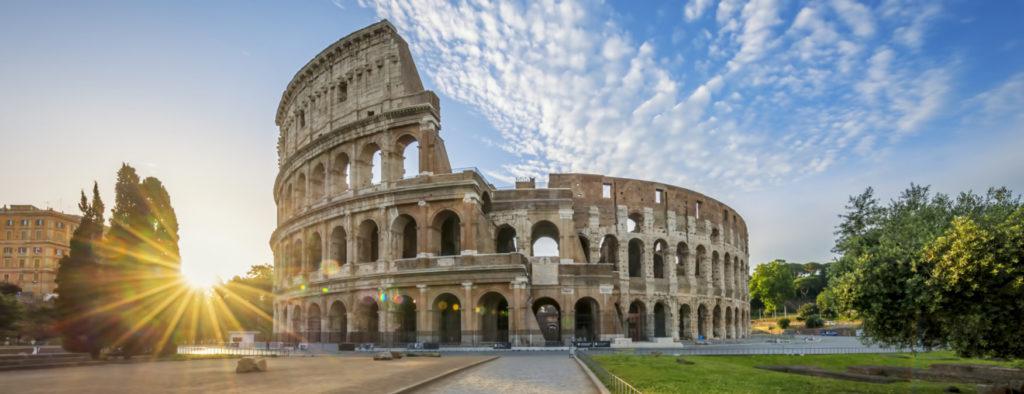 Rome et son Colisée