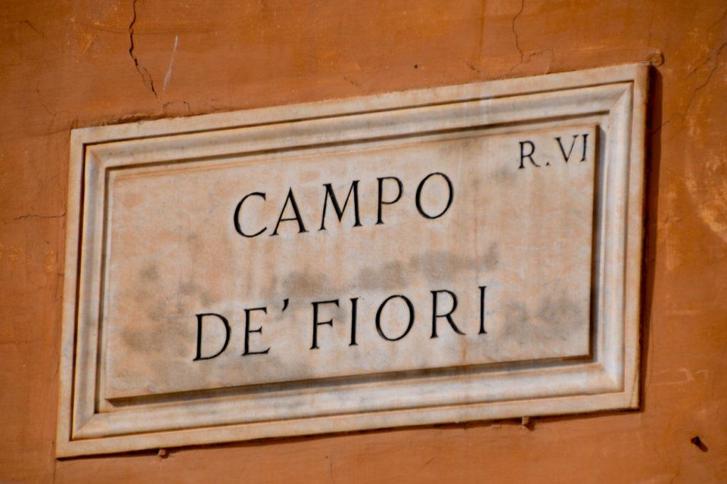 Rome et ses marchés