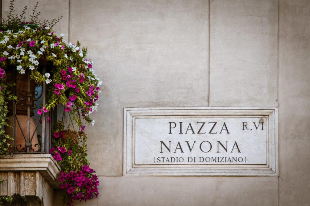 Rome et son incroyable Piazza Navona