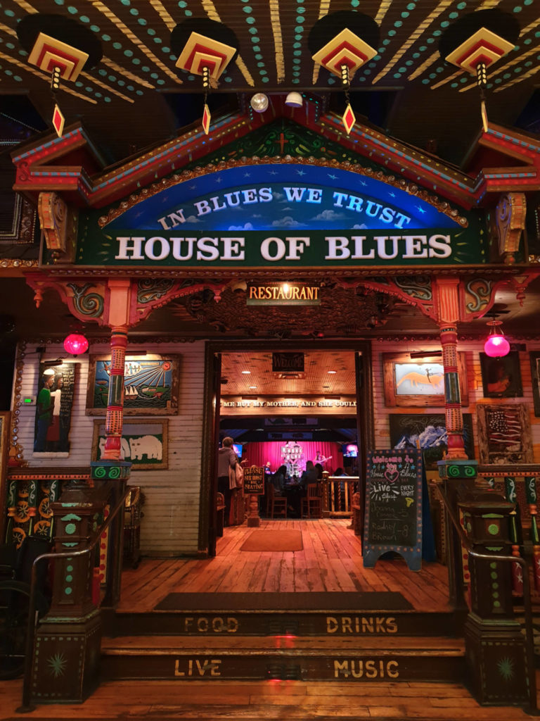 Chicago, House of Blues