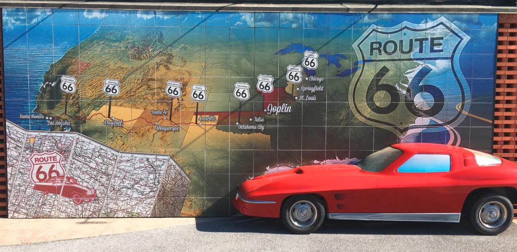 Route 66 Joplin