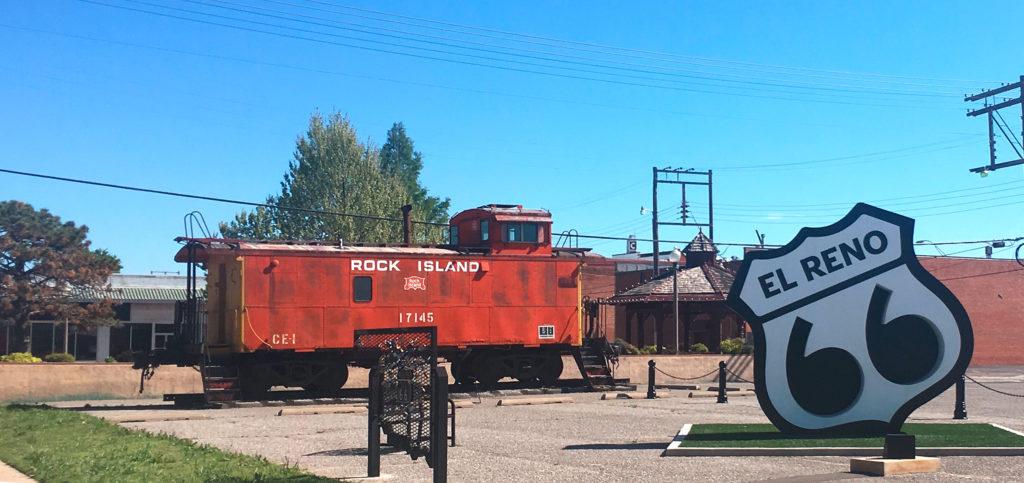 Route 66 El Reno