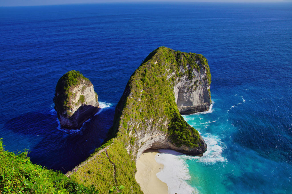 T Rex Bay, Nusa penida, Bali