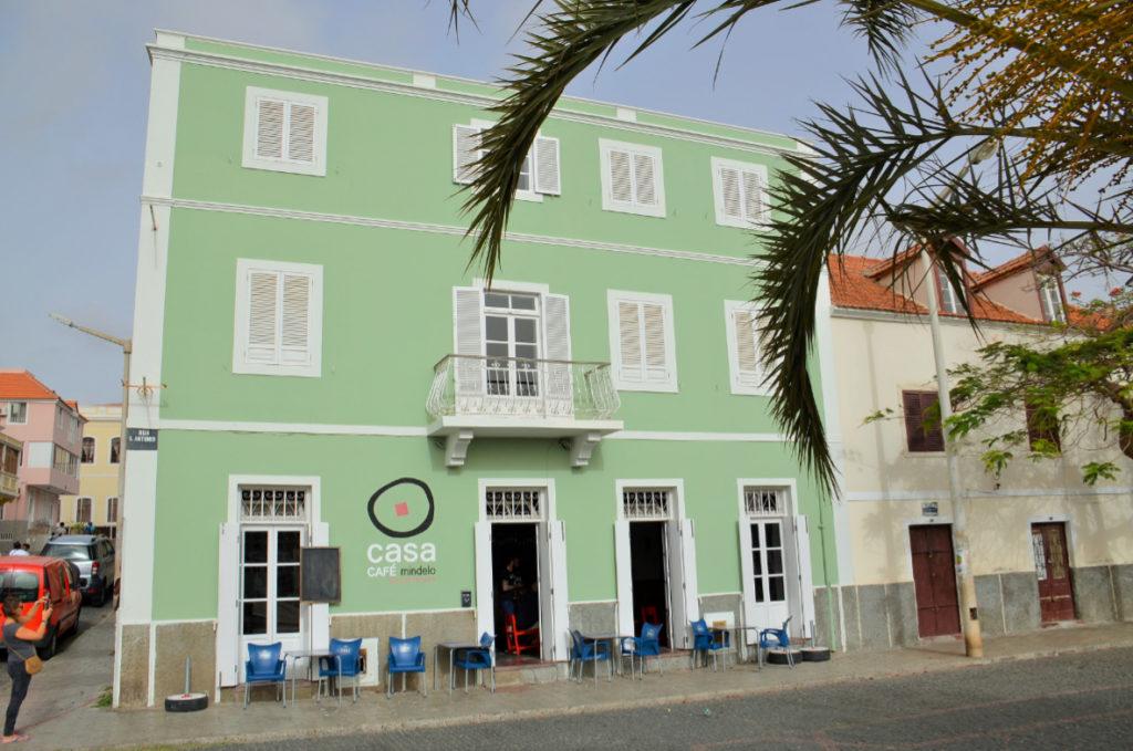 Cap Vert, Mindelo