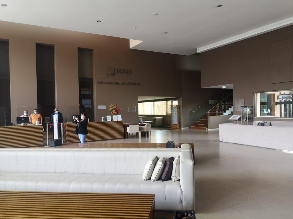 Hôtel Nau - Sao Rafael Atlantico