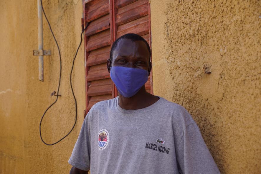 Sympathique guide Sénégalais