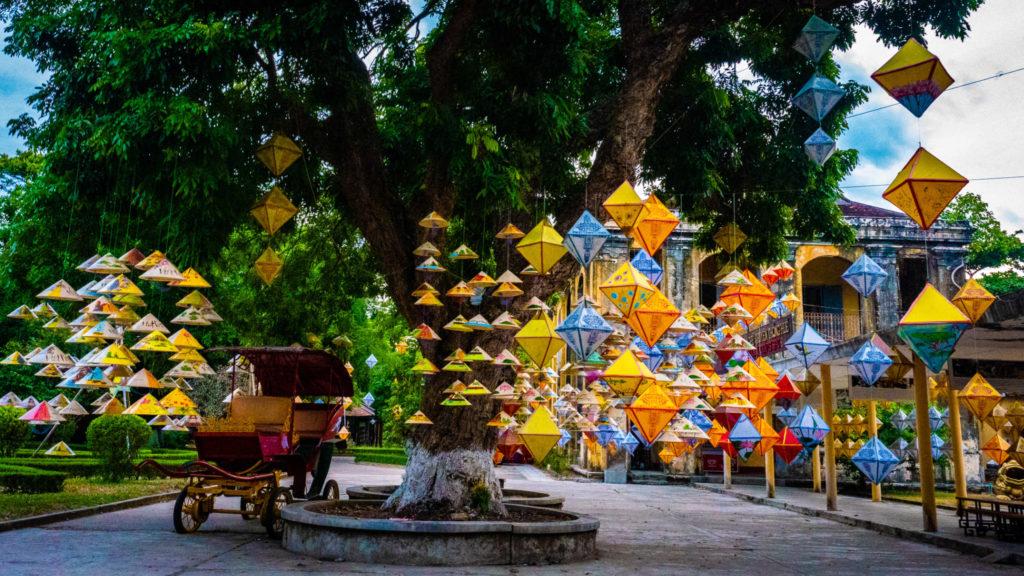 Vieille cité Impériale, Hue, Vietnam