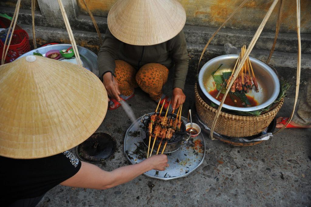 Street Food à Hoi An